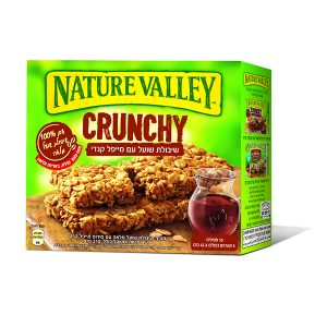 Nature Valley - Crunchy - Oats and Canadian Maple