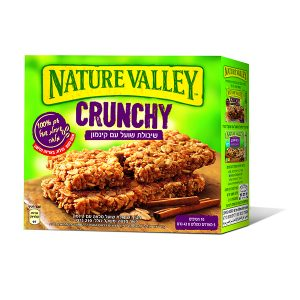 Nature Valley - Crunchy - Oats and Cinnamon