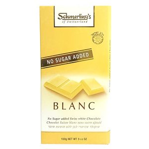 Schmerling's - White Chocolate - No Sugar Added