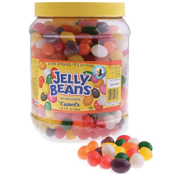 סוכריות ג'לי - צבעוני
