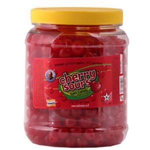 Jelly Beans - Cherry Red