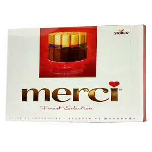 Merci - Mix Chocolate Box 400g