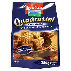 Quadrini - Chocolate
