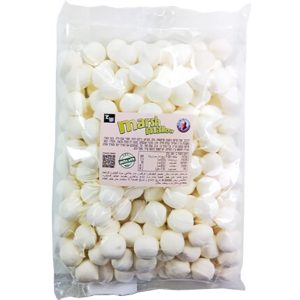 Marshmallow - Mini White Ball - Vanilla