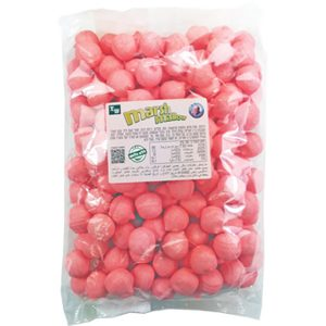 Marshmallow - Mini Pink Ball - Strawberry