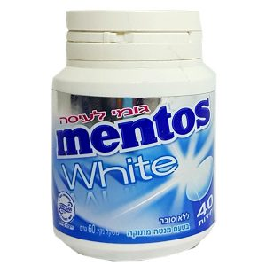 Mentos White - Sweet Mint
