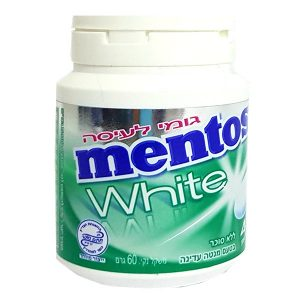 Mentos White - Spearmint