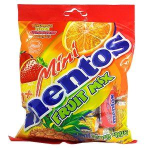 Mentos Mini - 17 יחידות - Fruit
