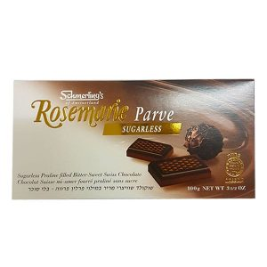 Rosemarie - Dark Chocolate Filled with Praline