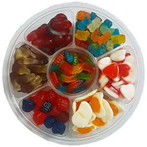 Gummy Mix Plate - No Sugar Coating