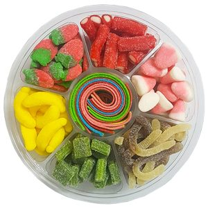 Gummy Mix Plate - Sugar Coating