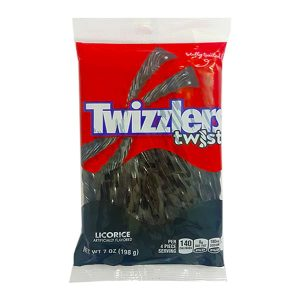 Twizzlers - Licorice