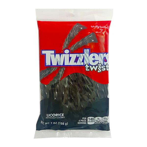 Twizzlers - Licorice