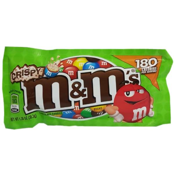 M&M's - Crispy