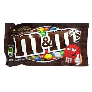 M&M's - Milk Chocolate