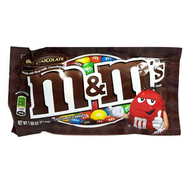 M&M's - Milk Chocolate