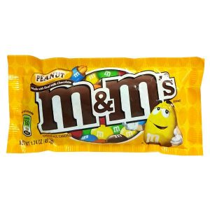 M&M's - Peanuts 3 for 10