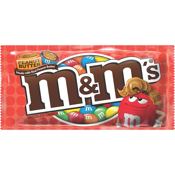 M&M's - Peanut Butter