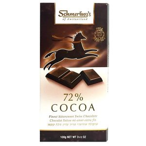 Schmerling's - Chocolate Bar - 72% Cocoa