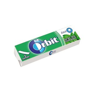 Orbit – Spearmint  Pack of 20