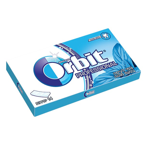 Orbit Professional – Sweet Mint