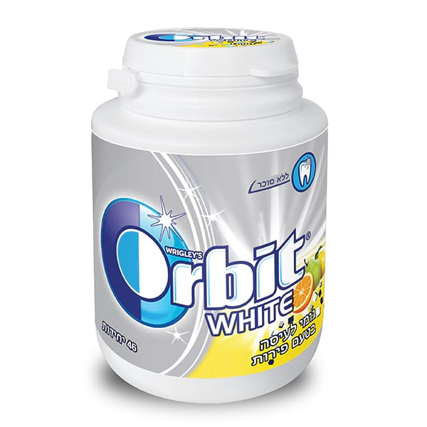 Orbit White – Fruit