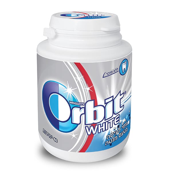 Orbit White – Classic