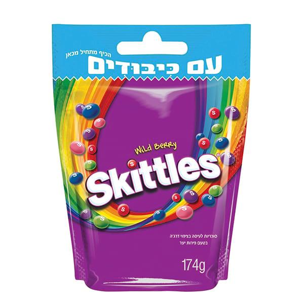 Skittles - Wild Berry - Candies - 46.2KB