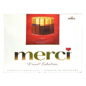 Merci - Mix Chocolate Box 250g
