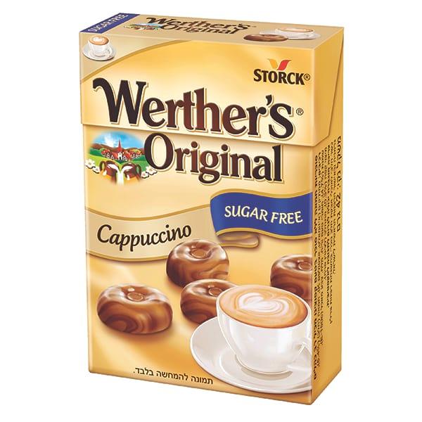 Werther's Original - Cappuccino Butter Candies