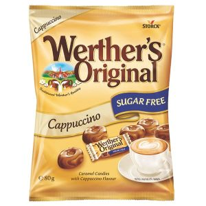 Werther's Original - Cappuccino Butter Candies