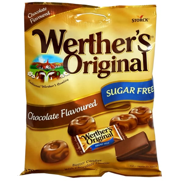 Werther's Original - Chocolate Butter Candies