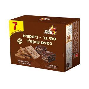 ביסקוויט - בטעם שוקולד
