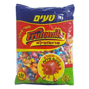 Toffee - Frutomila - Cream Filled Fruit Flavored Candy