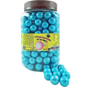 Chewing Gum - Bright Blue