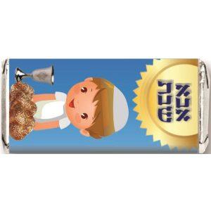 Milk Chocolate Napolitains - Father of Shabbat