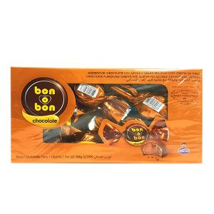 Bon O Bon Chocolate - Chocolate Cream and Milk Chocolate