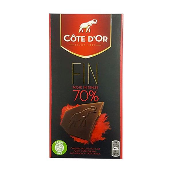 Cote D Or Dark Chocolate 70 Chocolate Ami Haim