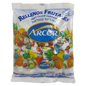 סוכריות ממולאות - פירות