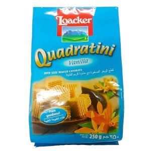Quadrini - Vanilla