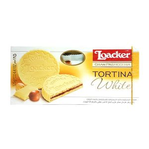 Tortina - White Chocolate