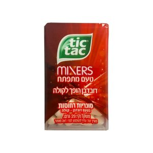 Tic Tac - Mixers - Cherry to Cola