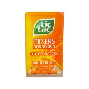Tic Tac - Mixers - Peach to Lemonade