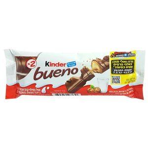 Kinder - Kinder Bueno - Milk
