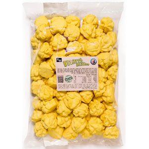 מרשמלו - נשיקות - צהוב
