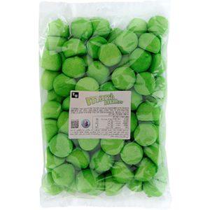 Marshmallow - Green - Apple