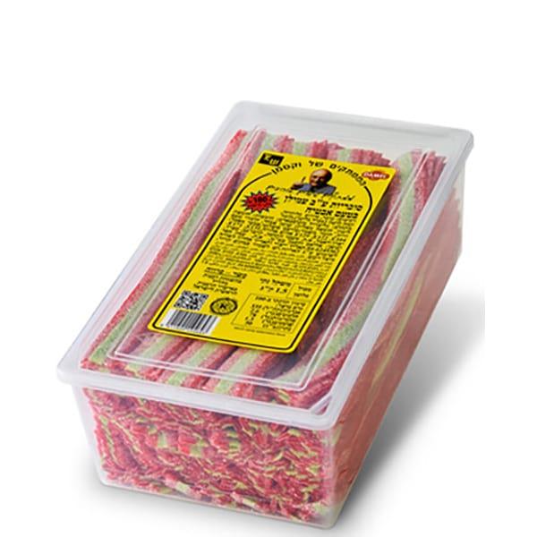 Gummies - Long Gummies - Watermelon Flavour