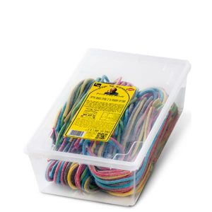 Gummies - Colorful Sugarcoated Spaghetti Gummy
