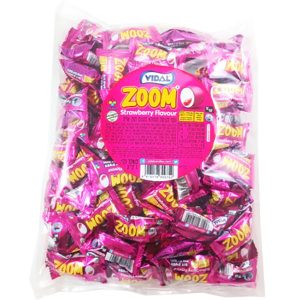ZOOM Chewing Gum - Strawberry