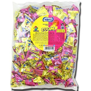 ZOOM Chewing Gum - Strawberry-Banana